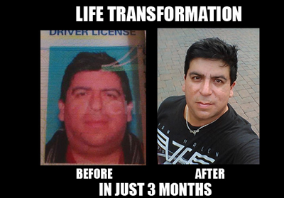 Life transformation health and healing - Ted Cantu on Nutrition